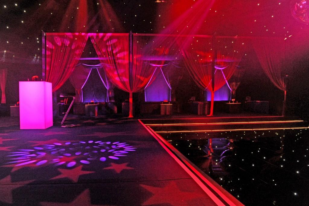 Arabian Nights dancefloor