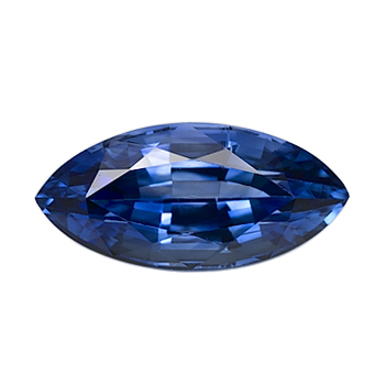 blue marquise sapphire