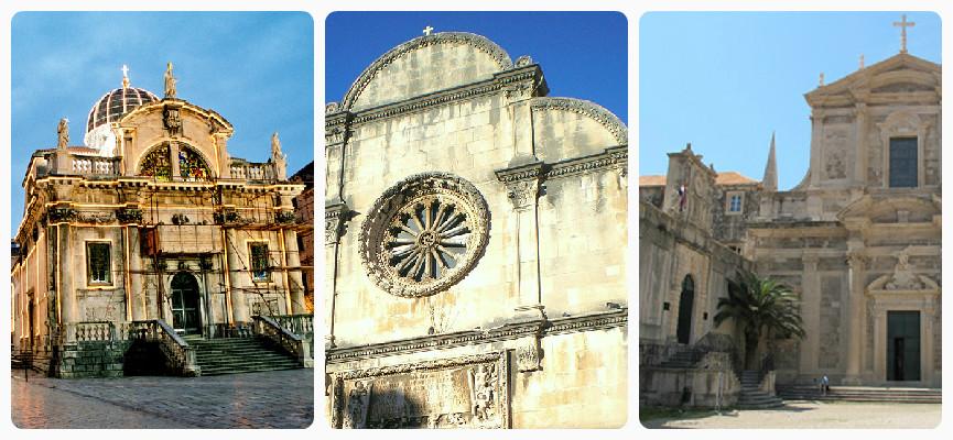 dubrovnik churches