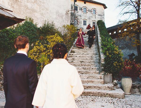 wedding in slovenia lake bled poroka na bledu