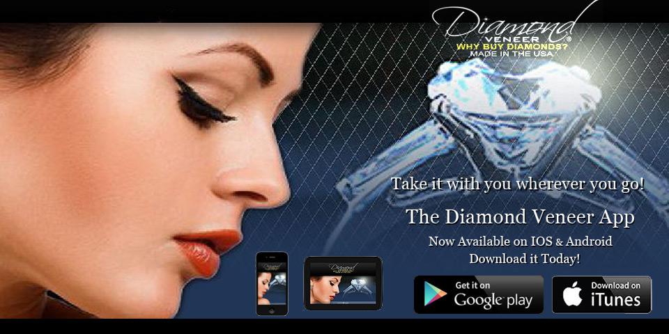 Diamond Veneer app