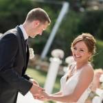 Wedding of Agnes Adam at Grecian Park