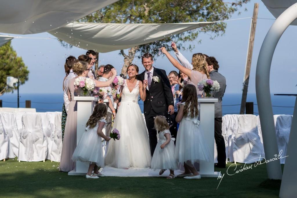 Wedding of Agnes and Adam at Grecian Park
