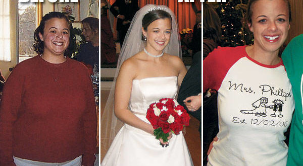 bride reduced weight