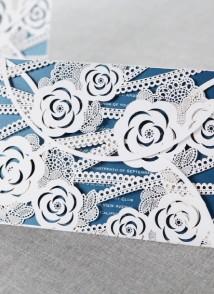 PAPEROSE wedding invitation 1