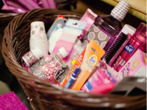 amenities baskets