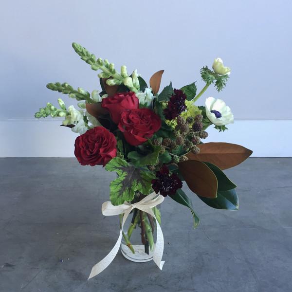 Valentine's day gift - flowers