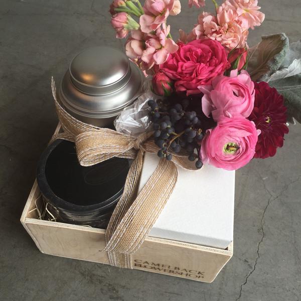 Valentine's day gift - gift box