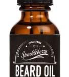 sparkleberry beard oil