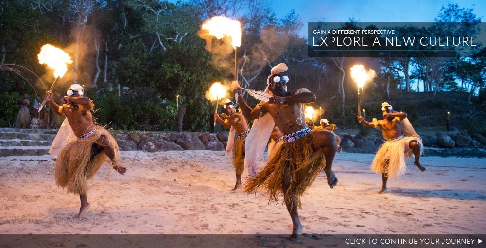 cultural entertainment Turtle Island Fiji