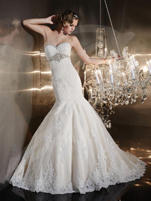 Balletts Bridal Shop wedding gown
