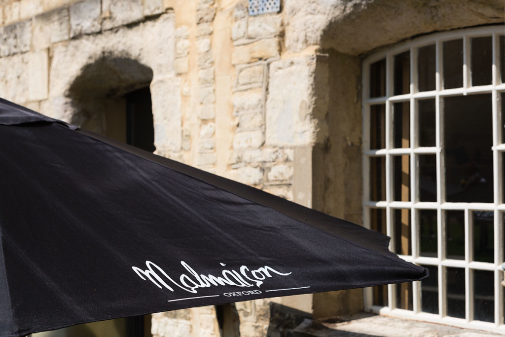Outside, Malmaison Hotel, Oxford, Oxfordshire, UK