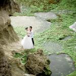 Amazing beach bali wedding photography