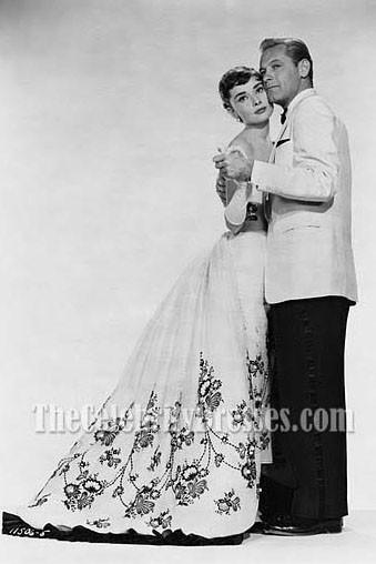 audrey hepburn sabrina ball gown dress