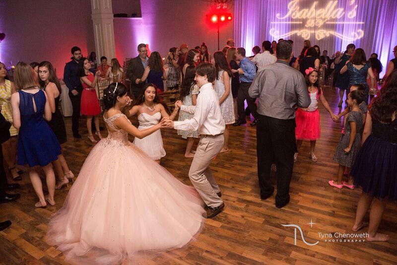 dancing at Slate Venue North Dallas