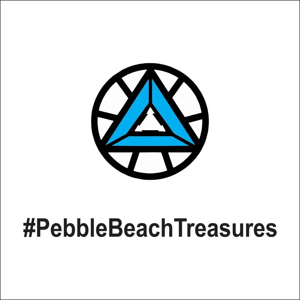 PebbleBeachTreasures.com logo