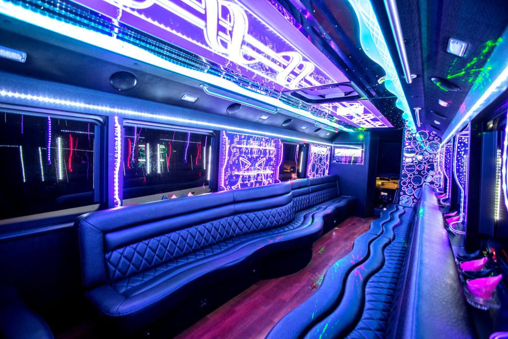 party bus Huntsville Alabama