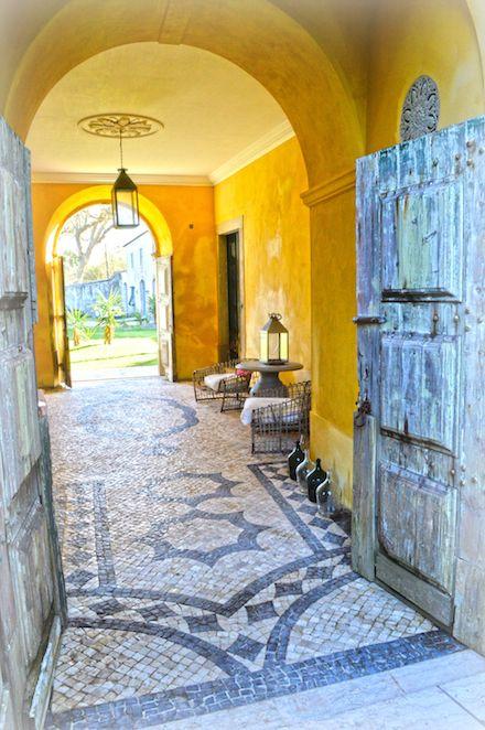 The Quinta vintage wedding venue fabulous interior
