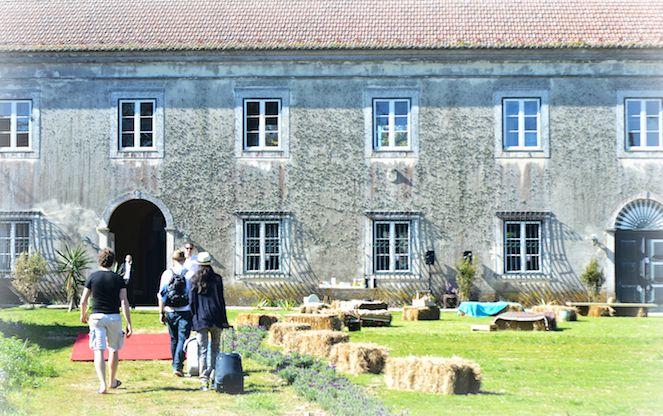 The Quinta vintage wedding venue