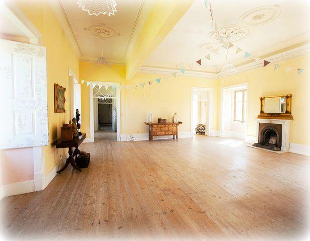 The Quinta spacious ballroom