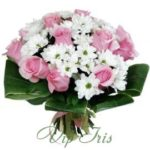flowers as wedding gifts by VIP Iris