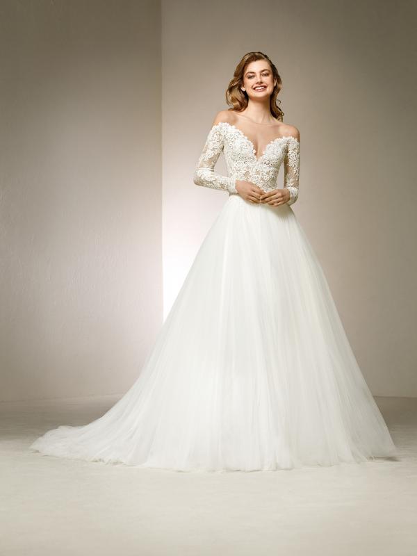 Perth wedding dresses showroom chiffon wedding dress