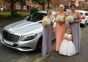 Wedding Car Transport in Cardiff, South Wales