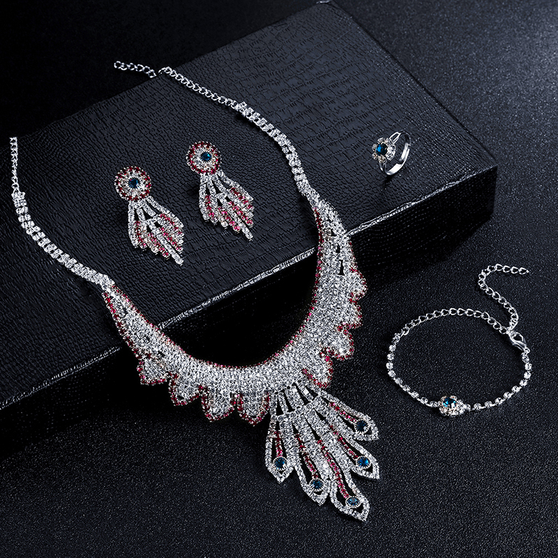 Charming African Jewelry Set
