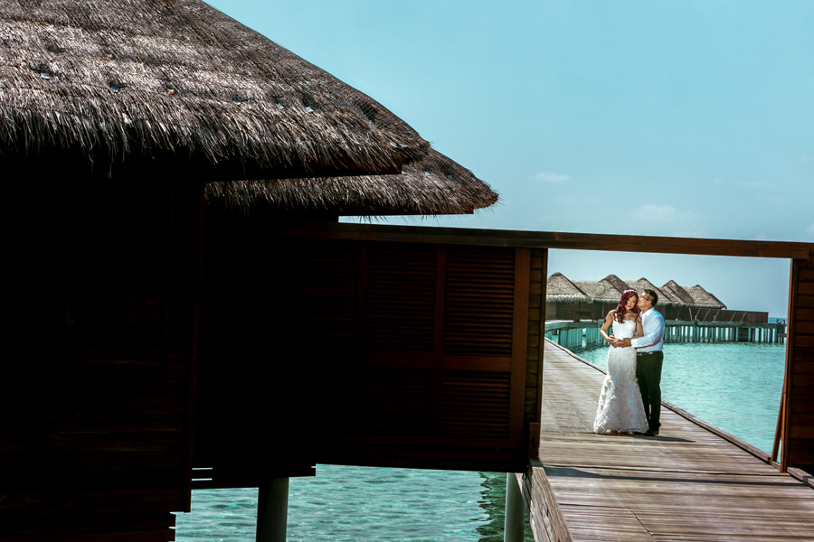 Maldives wedding package