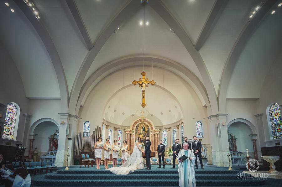 Sydney wedding photographer Ceremony