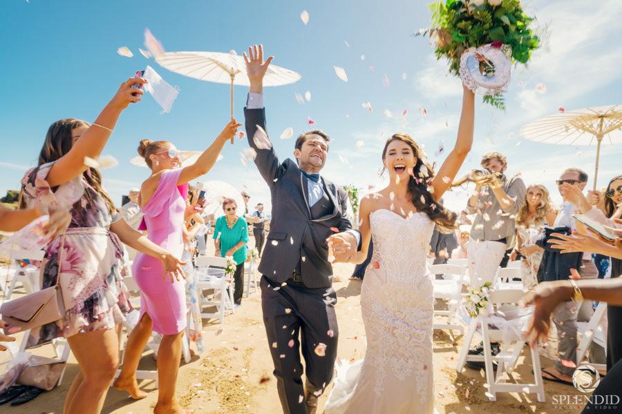 Sydney wedding photography Post Ceremony