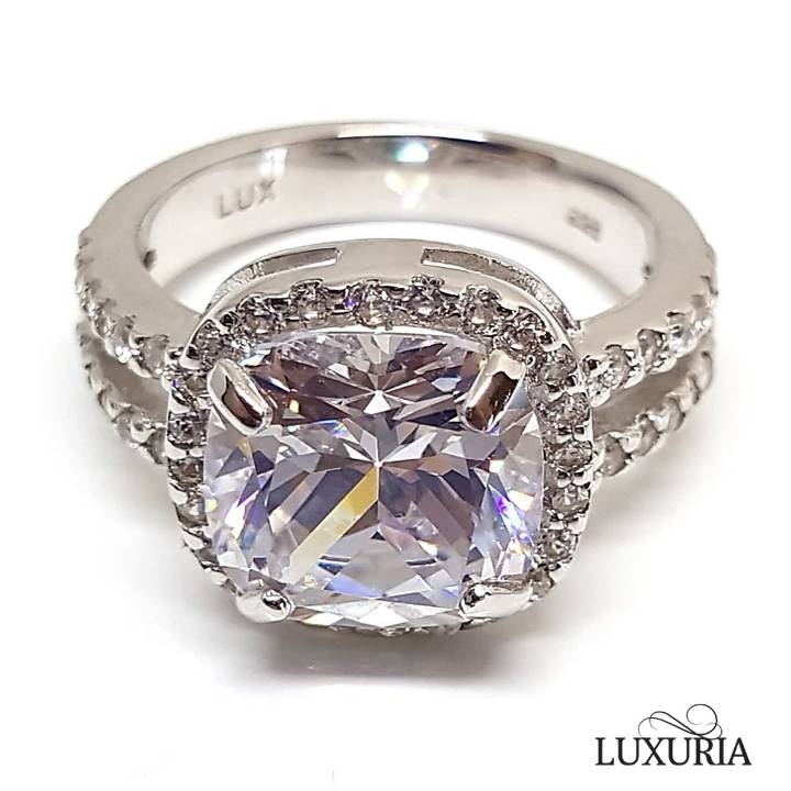 Travel rings Sterling silver engagement rings Luxuria
