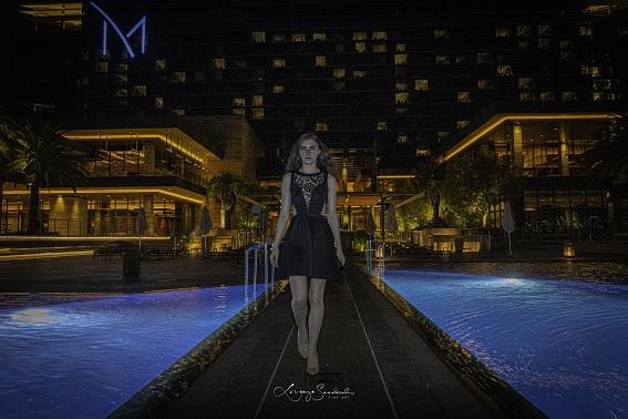 M Casino Pool