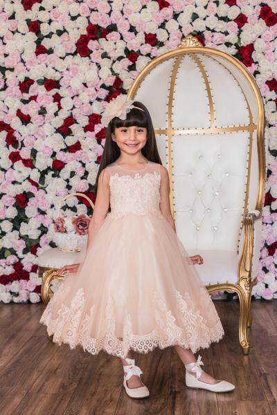 Kid's Dream flower girl dress